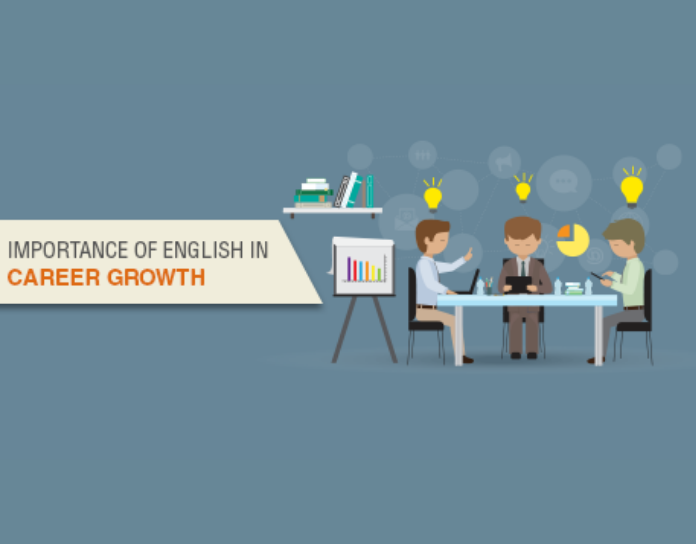 Importance of Fluent English in Career Growth
